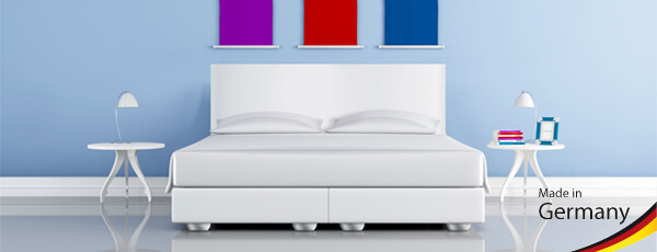 waterbed boxspring